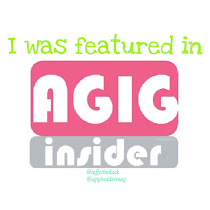 "I was featured in ""AGIG Insider"""