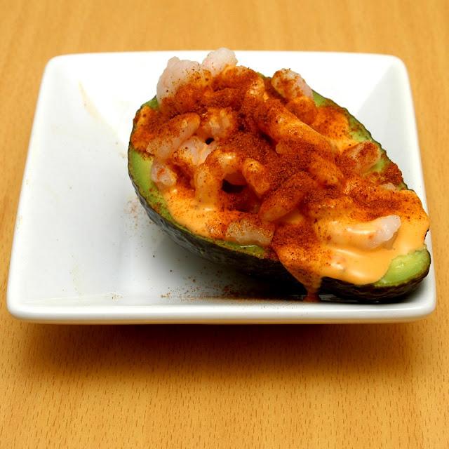 Twenty Interesting Reasons To Love Avocados ! Avocado+and+prawns