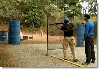 Campeonato Brasileiro de Shotgun, Rifle e Mini-Rifle - Tiro Prático