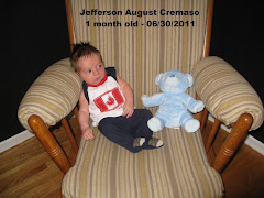 Jefferson 1 Month Old