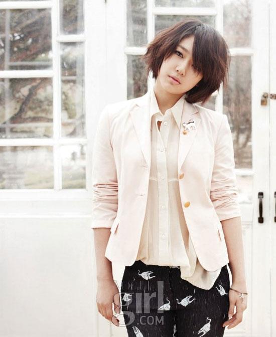 Korean+actress+Park+Shin+hye+on+Vogue+Girl+magazine+photo Kumpulan Foto Cantik dan Profil Lengkap Park Shin Hye