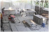 pusat pembuatan pagar masjid