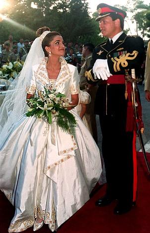 Wedding Wednesday Ranias Gown