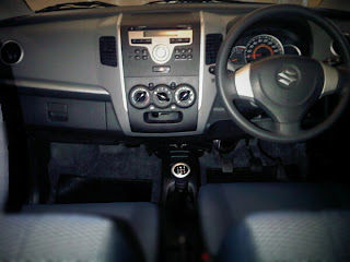 Interior wagon r