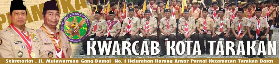 Kwarcab Kota Tarakan