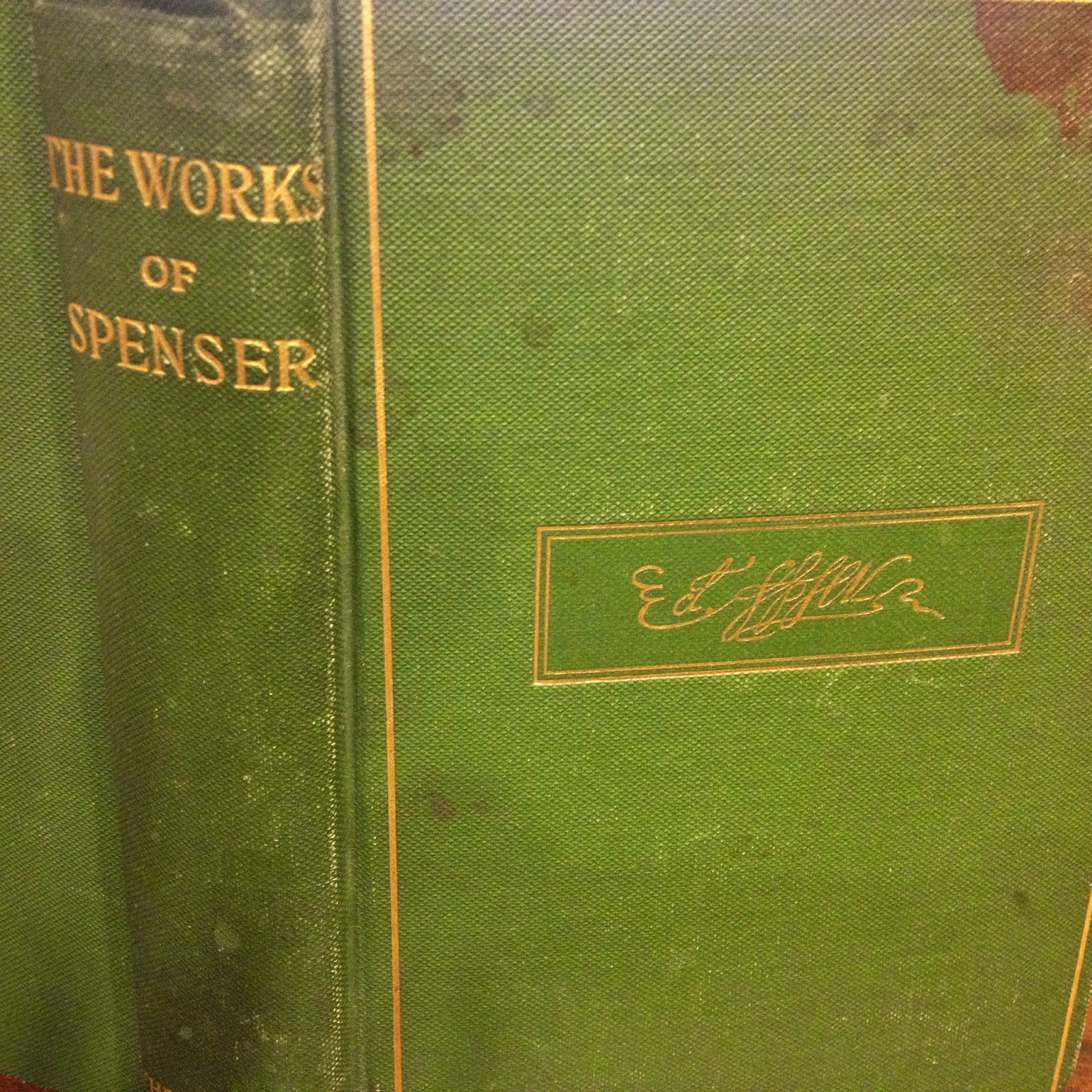 Works of Spenser