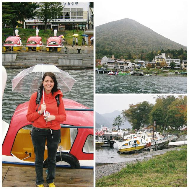 Lake Chuzenji Japan