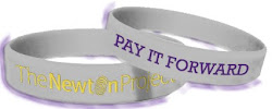 PAY IT FORWARD BRACELETS - TRACK YOUR RIPPLE EFFECT