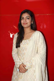 Nazriya Nazim Latest smiling Snaps