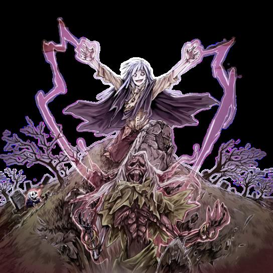 Zombie Master Yu-Gi-Oh! Cards...