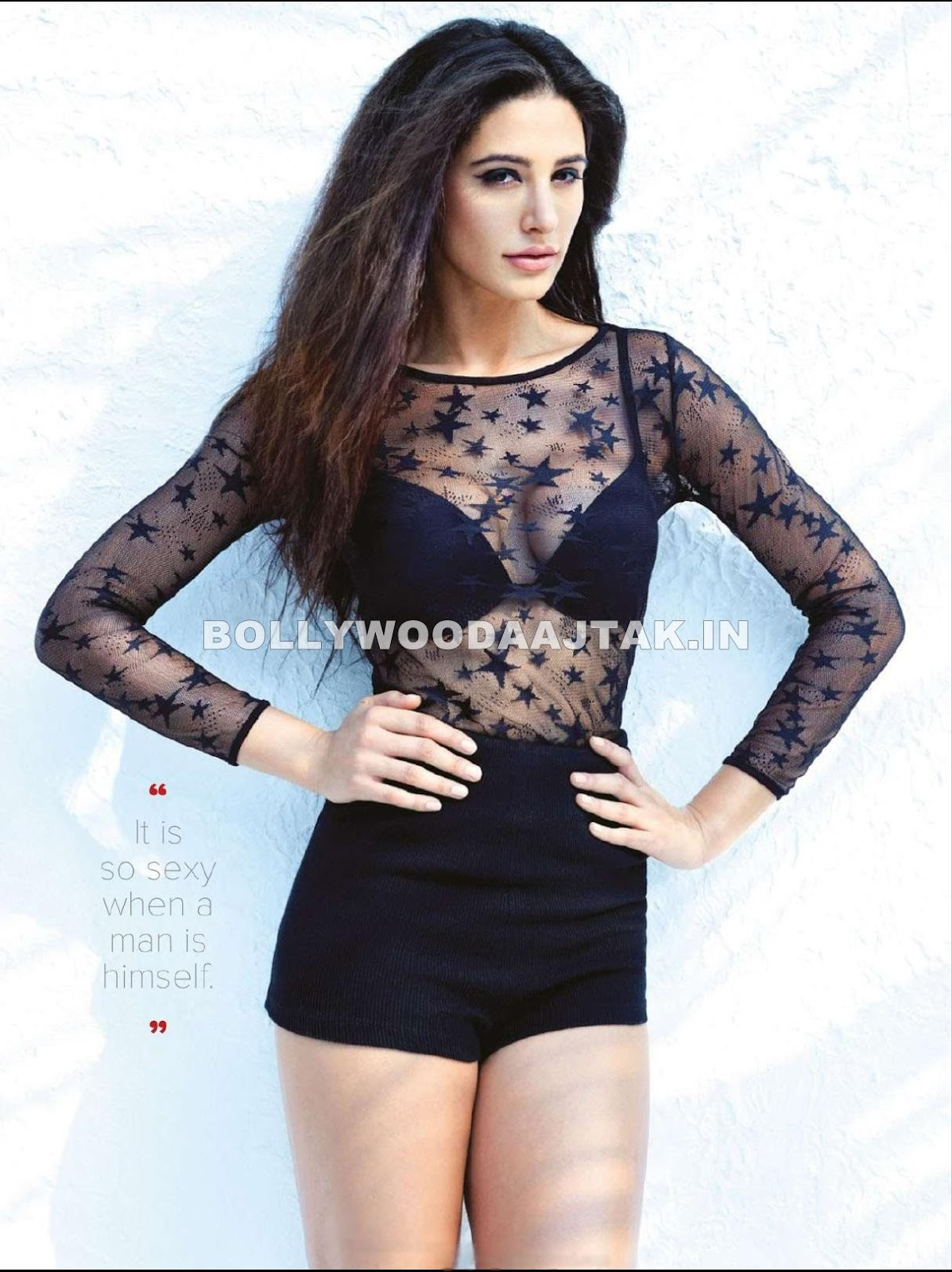 , Nargis Fakhri Maxim Magazine India Hq Scans February 2012