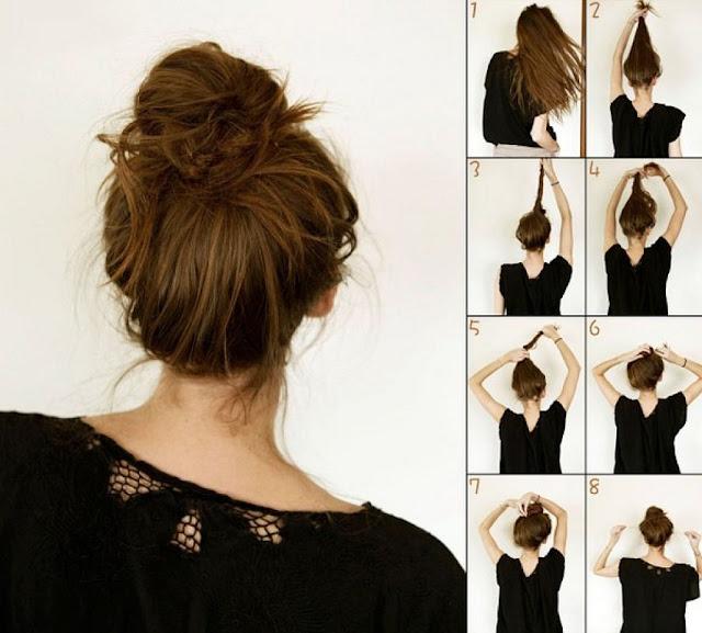 Peinados Vintage Paso a Paso