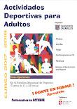 Actividades adultos 17-18
