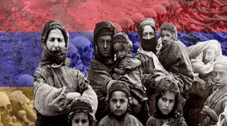 Ήμερα μνήμης για όλους τους Αρμένιους η 24η Απριλίου 1915, στοίχισε τη ζωή σε 1,5 εκατομμύριο ανθρώπους