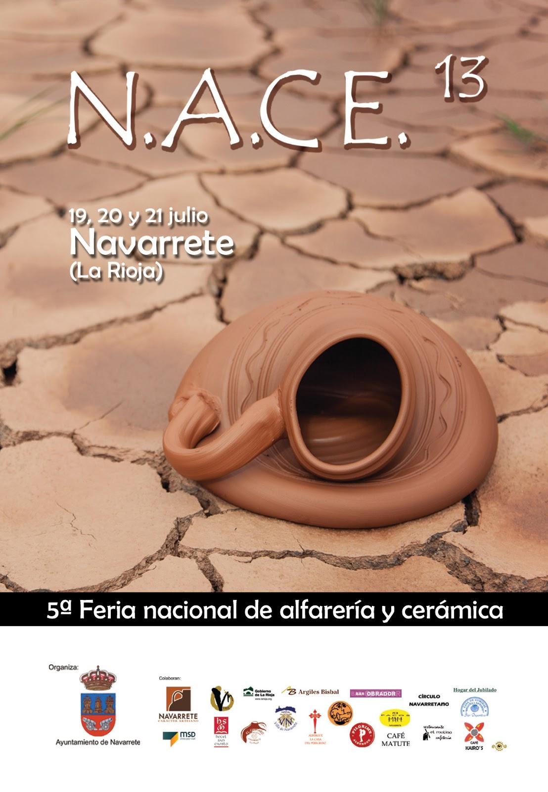 Nace 5 Feria Nacional De Alfarer A Y Cer Mica N A