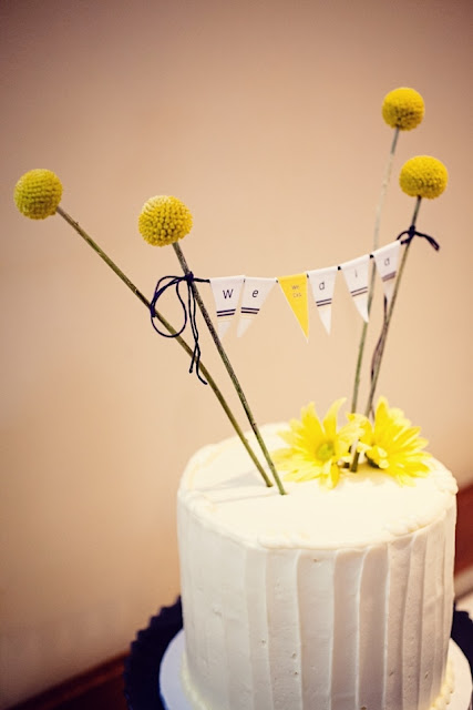 Crespedia Flower Wedding Cake Topper