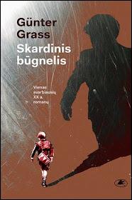 """Šiuo metu skaitau: Gunter Grass """"Skardinis būgnelis""""."""