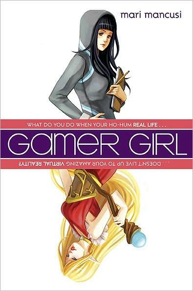 gamer%2Bgirl%2Bsoftcover Vintage adult paperback.