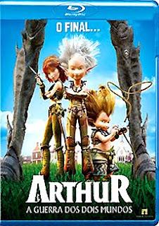 Filme Poster Arthur - A Guerra dos Dois Mundos BDRip Dual Audio & RMVB Dublado