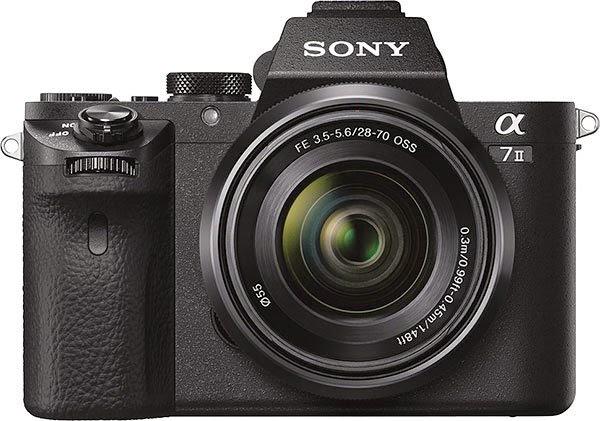 Beli kamera canggih Sony Alpha A7 II Bhinneka