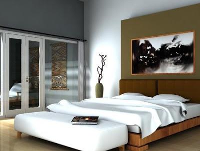 desain kamar minimalis modern cantik - desain gambar