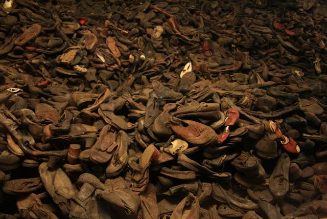 Päväkirjamerkintöjä Holokausti-kurssin opintomatkalta Puolaan Auschwitziin 5.-8.5.2013