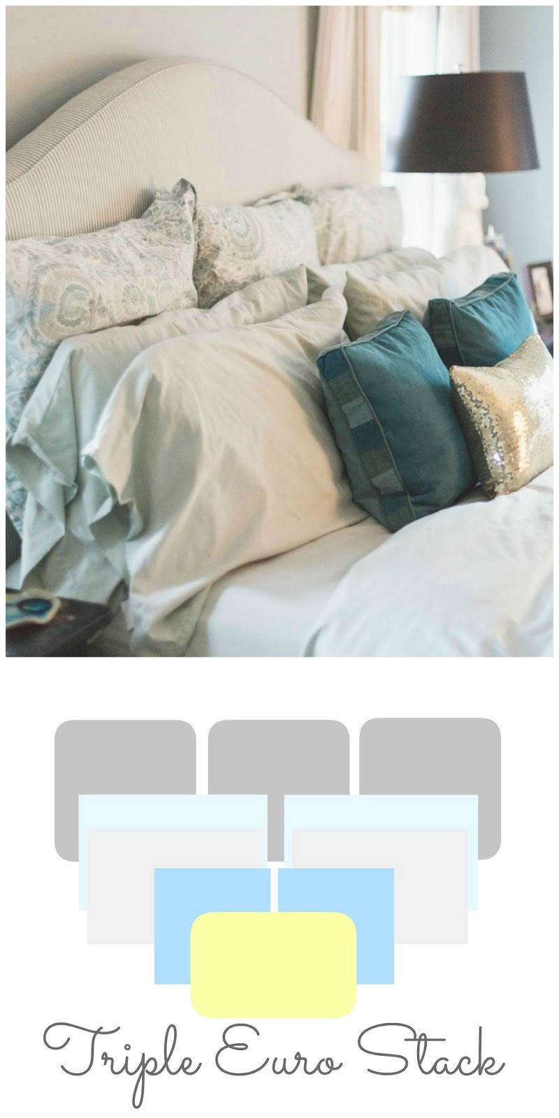 How To Series Pillow Stacking Shannon Claire