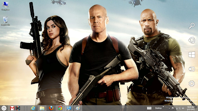 G.I. Joe Retaliation 2013 Theme For Windows 7 Or 8
