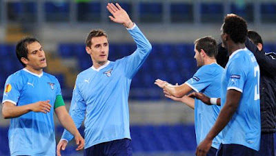 Lazio Sporting Lisbona 2-0 highlights