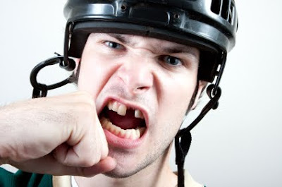 Hockey players are HOOOT! :P