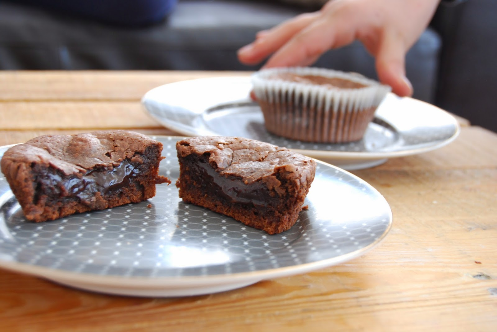 receta de coulant de chocolate con éxito asegurado