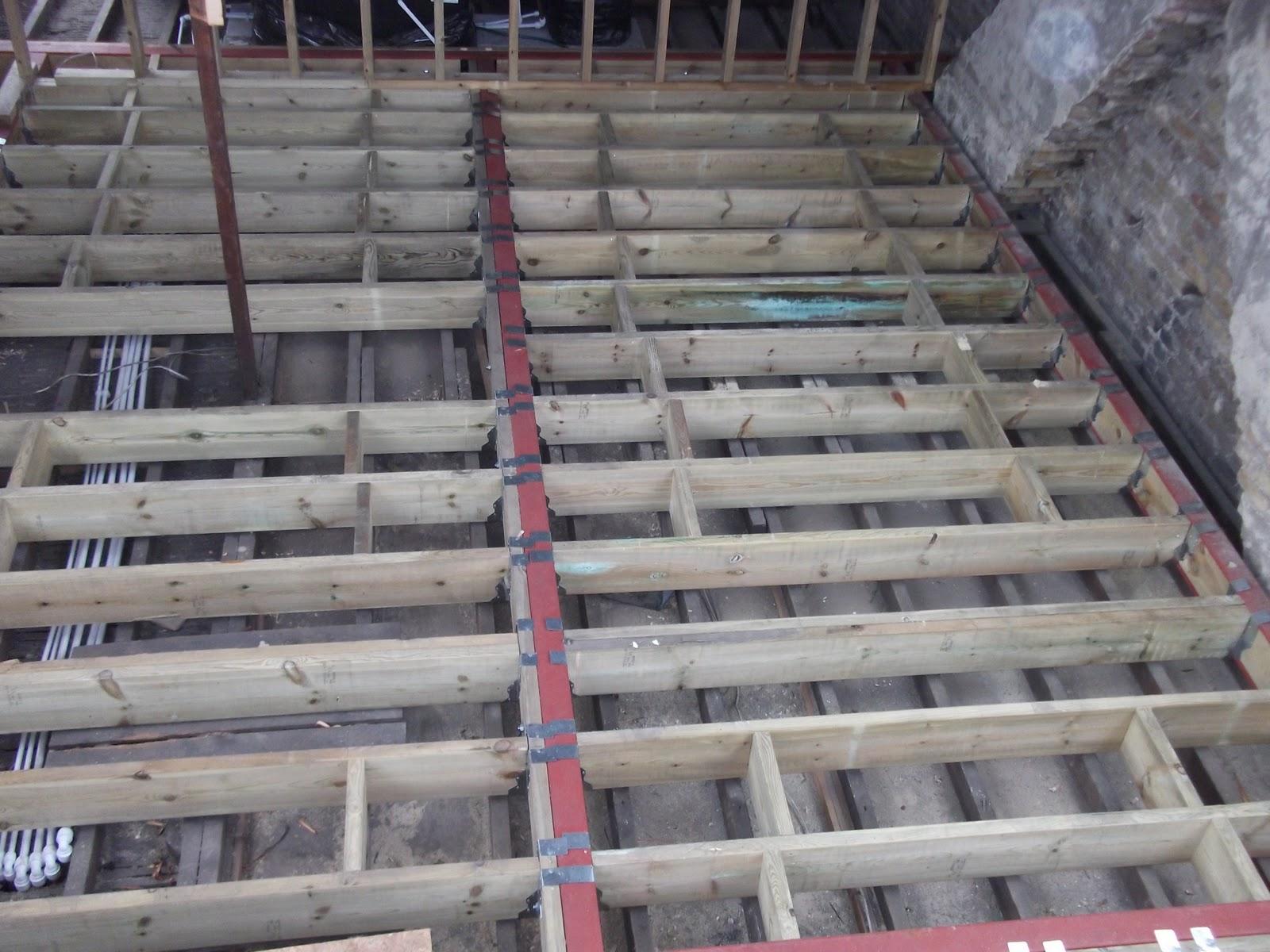 Loft conversion a how to guide for Loft floor construction