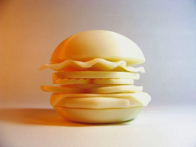 Artist Noah Hornberger Creates Wonderful 3D Printed Art to Delight Your Day