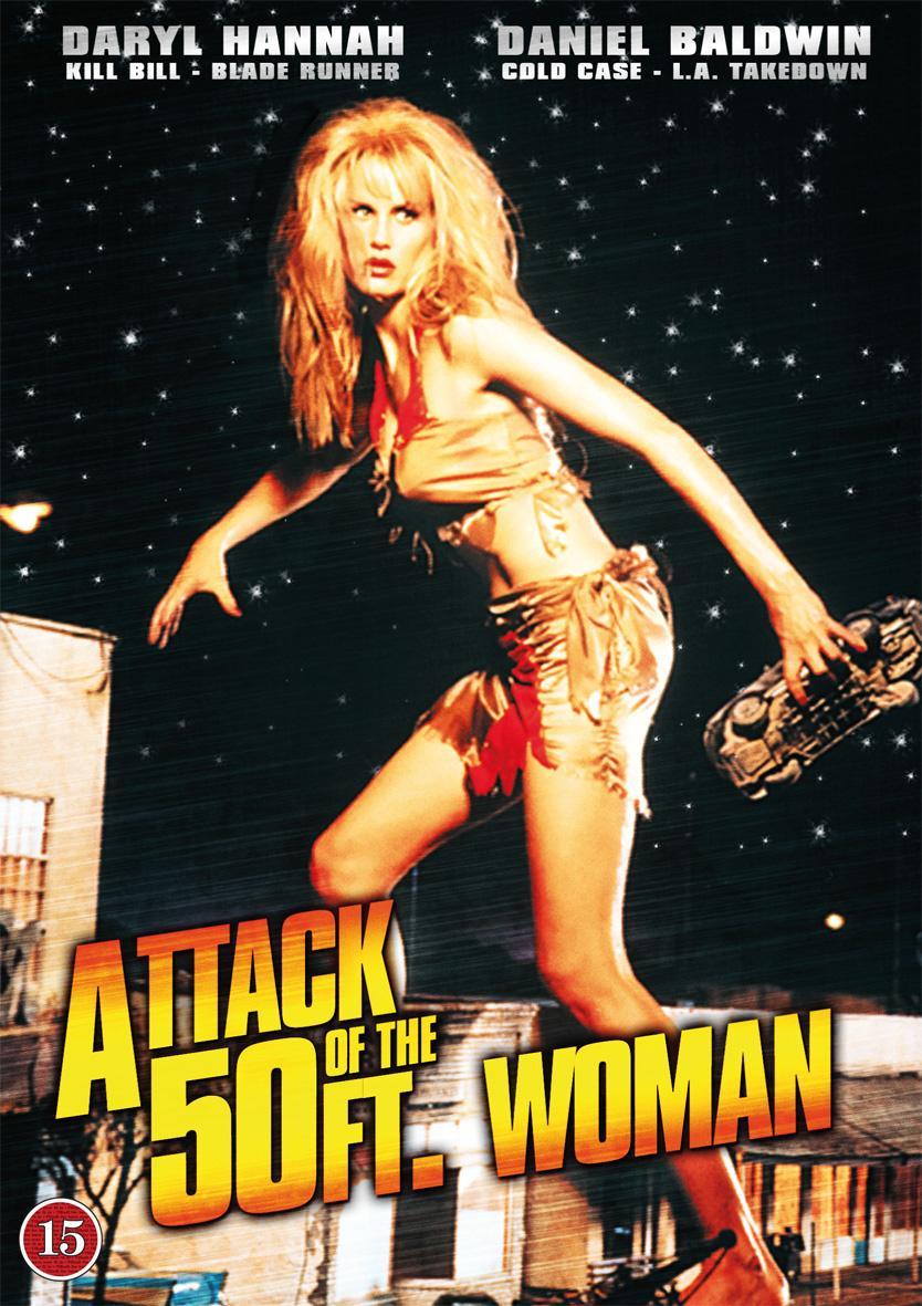 El ataque de la mujer de 50 pies (1993)