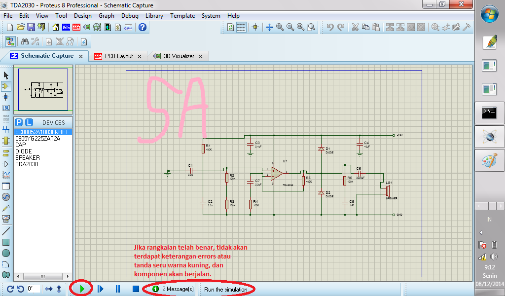 proteus 8 schematic capture – the wiring diagram – readingrat, Schematic