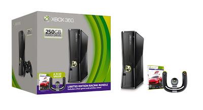 O novo pacote do Xbox 360 (Foto: Divulgação)