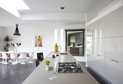 Mixture Styles House in London