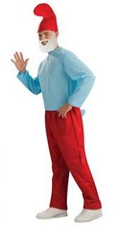Papa Smurfs Costume