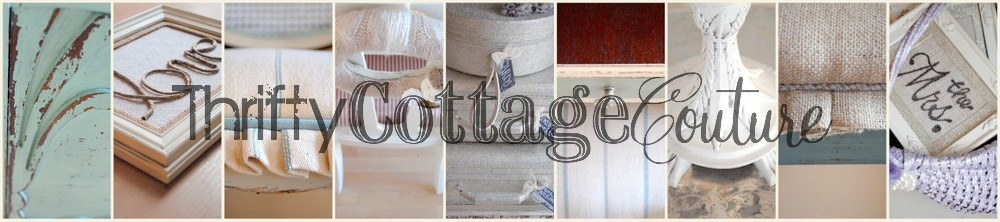 Thrifty Cottage Couture