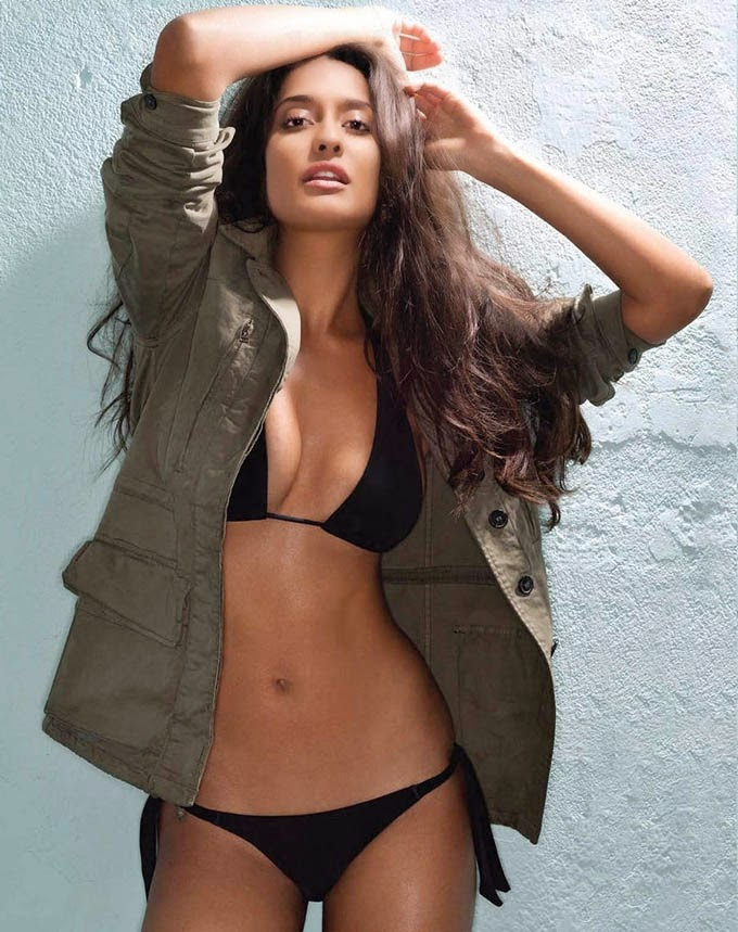 lisa haydon bikini photo