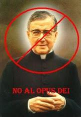 No al Opus Dei