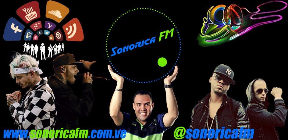 Sonorica FM ¡Porque me gusta la radio!
