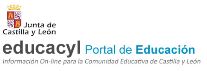 Portal de Educación CyL