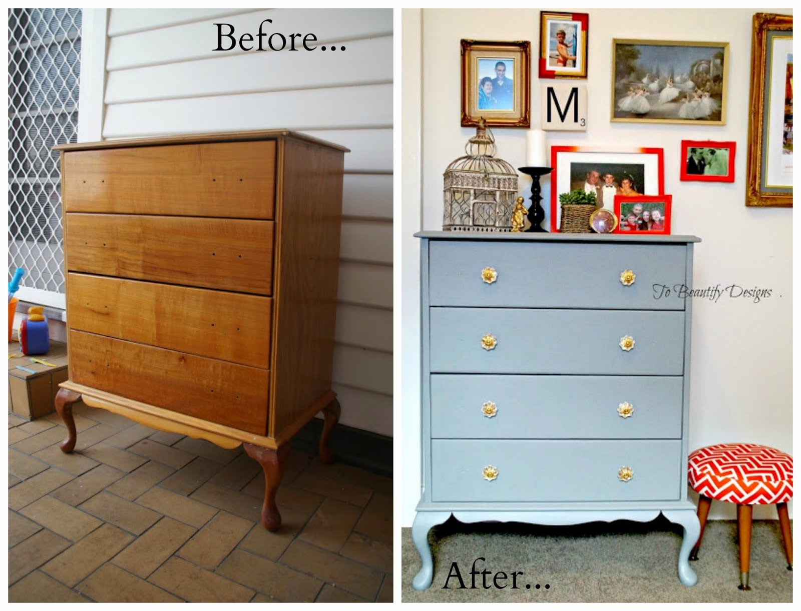 Refurbishing Furniture Blog images