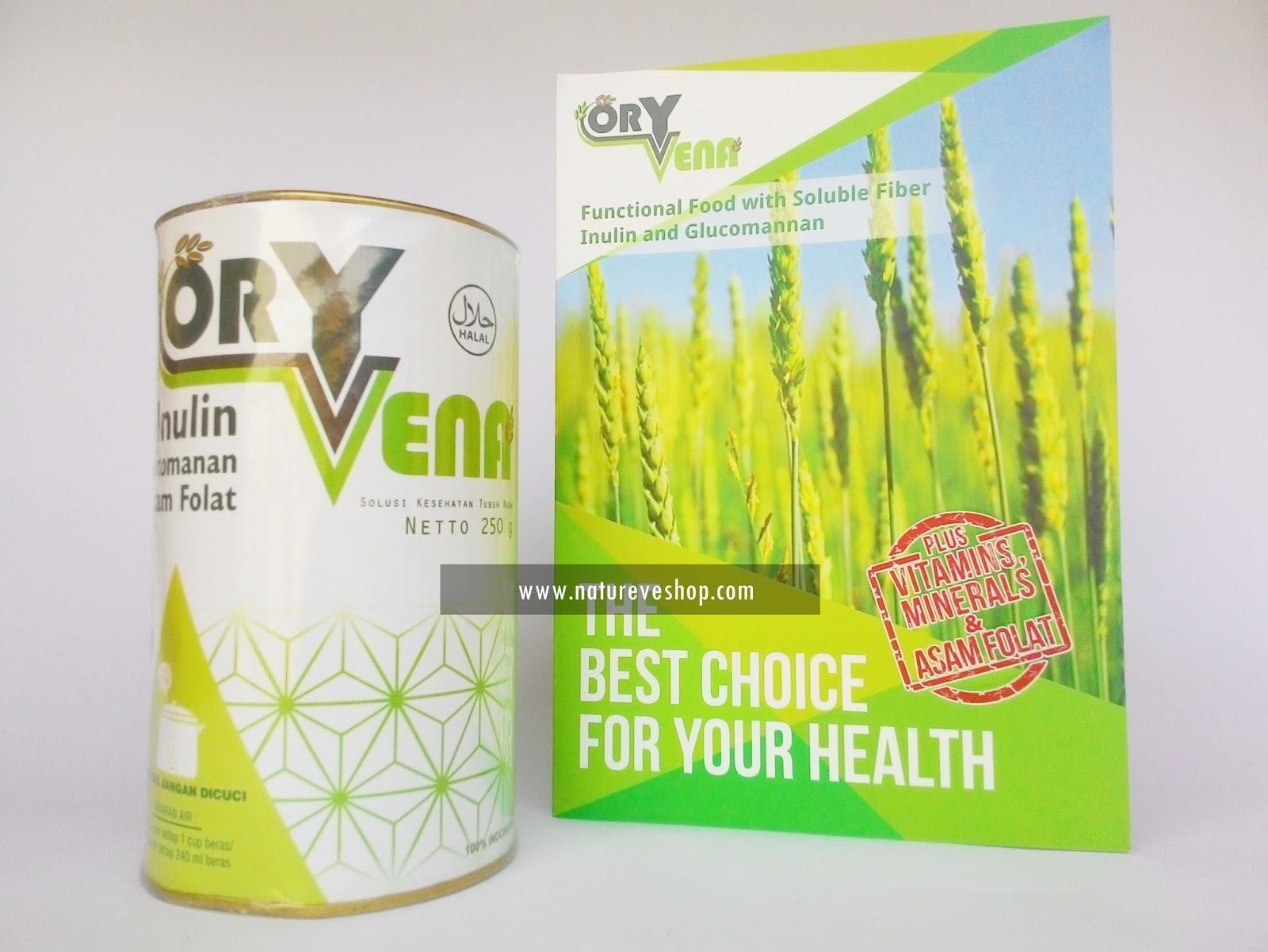 Pilihan Terbaik untuk Kesehatan dengan Beras Oryvena