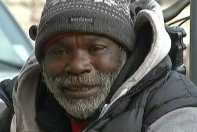 Billy Ray Harris, Homeless Man Who Returned Ring