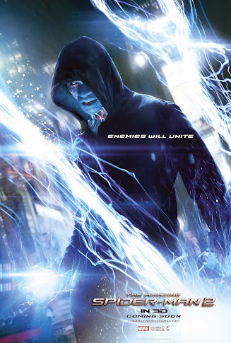 ตัวอย่างหนังใหม่ : The Amazing Spider-Man 2 (ดิ อะเมซิ่ง สไปเดอร์แมน 2: ผงาดจอมอสุรกายสายฟ้า) (คลิป Rise of Electro) ซับไทย poster
