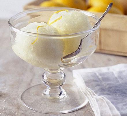 monday club: Hannah Cava Lemon Sorbet