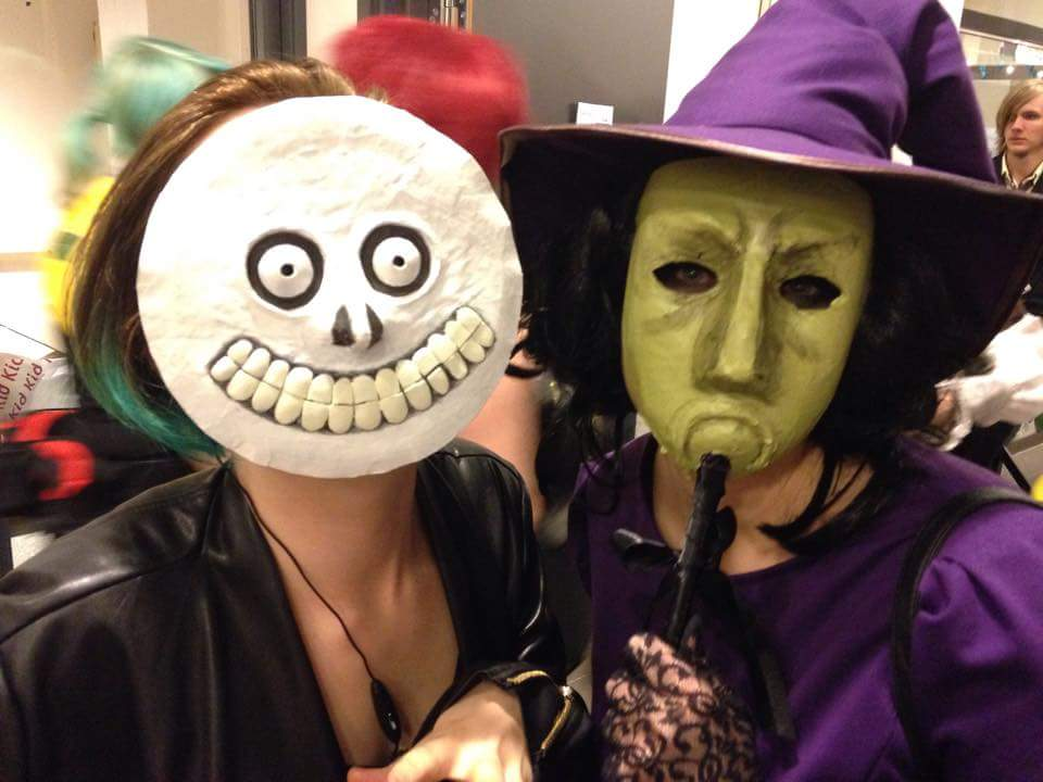 Chrix Design Shock Cosplay From The Nightmare Before Christmas