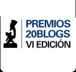 Este blog ha obtenido el puesto nº14 en la categoría Tu Ciudad (188 participantes).